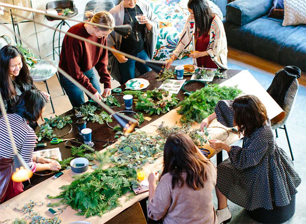 Join a craft class - How to Learn Crafts